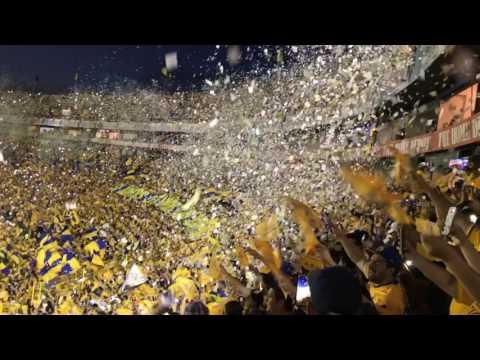 Recibimiento Final Liga MX Clausura 2017 - Libres y Lokos - Tigres