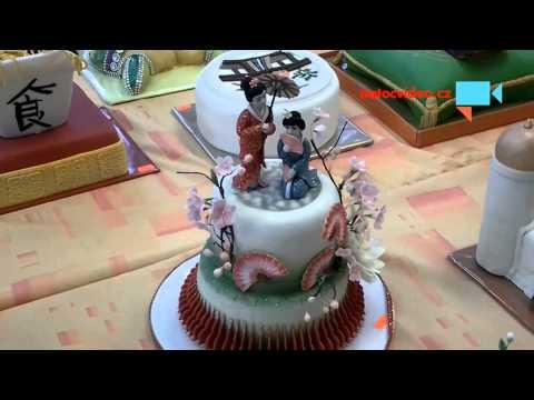 Výstava dortíků 2