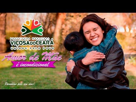 Assista a Homenagem da Prefeitura Municipal de Viçosa do Ceará a todas as mães! #COMPARTILHE