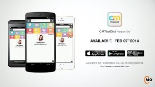 CMThai Dict - EASY & BEST Dict YouTube video