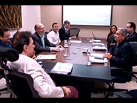 TCE Notícias - Relatório de auditoria dos repasses à saúde é apresentado...
