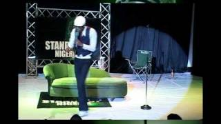 Standup Nigeria Season One - M.c Bash Goes To China.