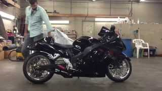 9. 2012 Suzuki Hayabusa walk around