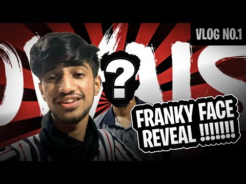 VLOG #1 | FRANKY FACE REVEAL | FNATIC BOOTCAMP