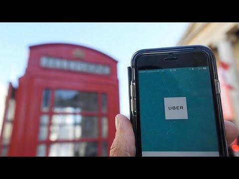Λονδίνο: Μπλόκο στα ταξί Uber – economy