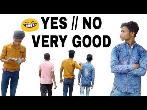 Yes//No Aur Very Good//Aryan Partibham video