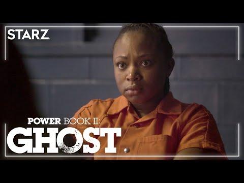 'Tasha's Secret' Ep. 1 Clip   Power Book II: Ghost   STARZ