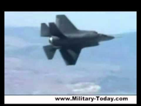 The Lockheed Martin F-35 Lightning...