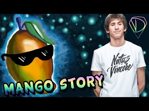 Dendi with mad mango skills