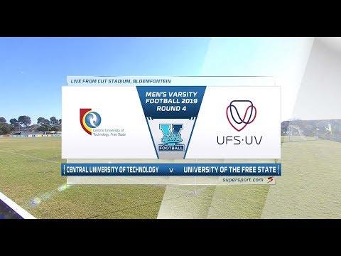 Varsity Football | CUT vs UFS| Highlights