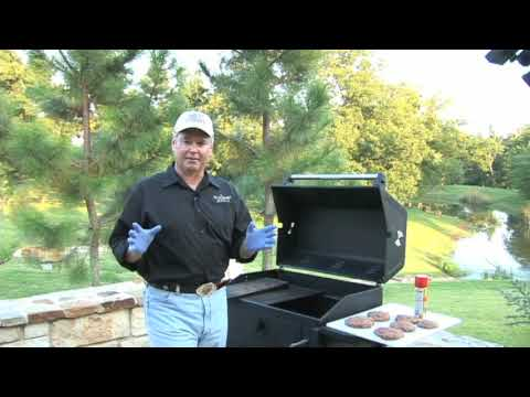 Another Great Hamburger Recipe for the Grill