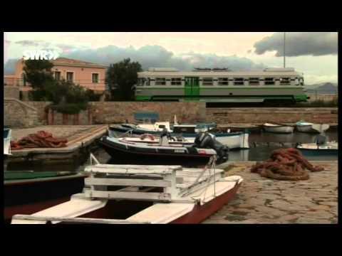 Sardinien mit der Bahn erkunden: Im Trenino Verde d ...