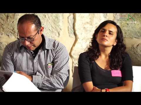Ana Garralón en los diplomados de fomento a la lectura de Seguimos Leyendo
