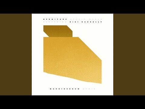 Hermitude Stupid World Feat Bibi Bourelly Machinedrum Remix