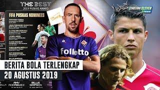 Video Ribery Setuju Ke Fiorentina 😱 Nominasi Fifa Puskas 🏆 Kesombongan Ronaldo - Berita Bola Terbaru MP3, 3GP, MP4, WEBM, AVI, FLV Agustus 2019