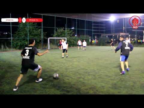 ATSIZ FK - Etimesgutgücü Sk  ATSIZ FK - Piyade F.C. HD Maç Özeti