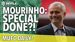José Mourinho: Special Done?! Neymar Bid and More! | MUFC Daily | Manchester United, neymar, neymar Barcelona,  Barcelona, chung ket cup c1, Barcelona juventus