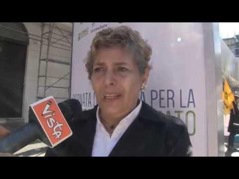 Marcia per la Terra. Lucia Grenna (Connect4Climate) Occuparci del clima è un imperativo morale