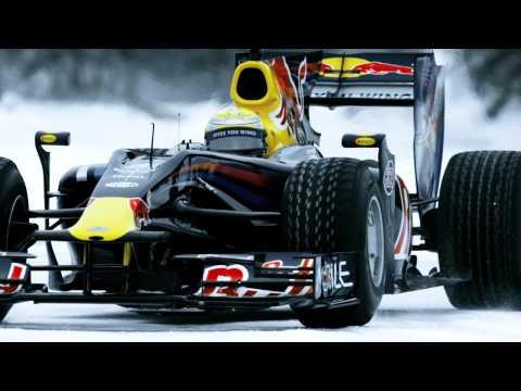 Scuderia Toro Rosso Sébastien Buemi piloteando unidades de la Red Bull Racing