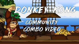 Clap – A Donkey Kong Community Combo Video [SSF2]
