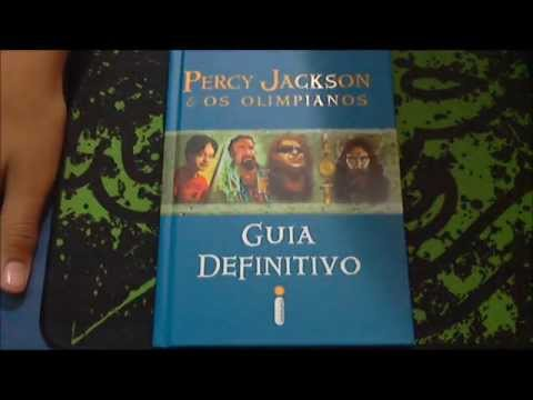 Resenha(Review) - Percy Jackson Guia Definitivo