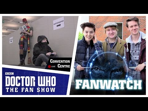 Doctor Who: The Fan Show Prepares for SDCC