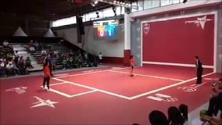 Juego#80, Categoria Élite Femenil, Grupo B, entre Cuba VS China B con resultado a favor de China B dentro del 1er...