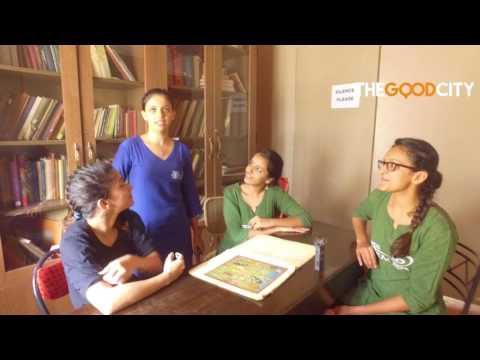 The Good City explores India's only Diploma in Choreography - Youtube Video