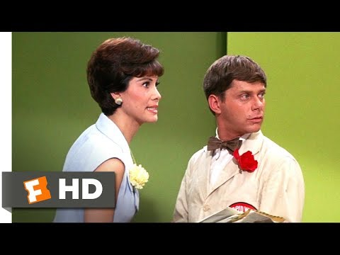 How to Succeed in Business Without Really Trying (1967) - Mrs. Jones & Me Scene (3/10) | Movieclips