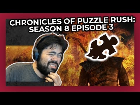 Chronicles of Puzzle Rush - Season 8, Episode 3 Will Hikaru Dethrone the King?