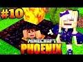 DIESER FALLE wird er NIE ENTKOMMEN?! - Minecraft Phoenix #010 [Deutsch/HD]