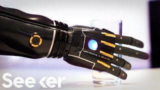 Video Engineers Created A New Bionic Arm That Can Grow With You MP3, 3GP, MP4, WEBM, AVI, FLV Februari 2019
