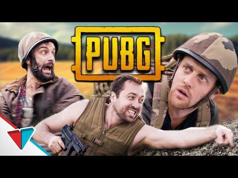 PUBG Logic Supercut - VLDL (funny skits about player unknowns battlegrounds)