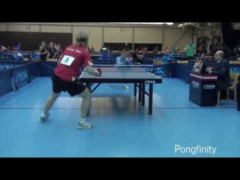 Defying physics in ping pong.