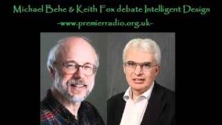 Darwin's Black Box - A Debate - Michael Behe vs Keith Fox