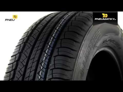 Youtube Michelin Latitude Tour HP 235/55 R18 100 V GreenX Letní