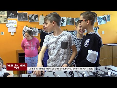 TVS: Deník TVS 10. 5. 2019