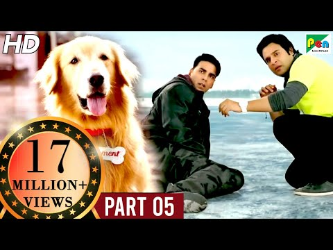 Play this video Entertainment  Akshay Kumar, Tamannaah Bhatia  Hindi Movie Part 5