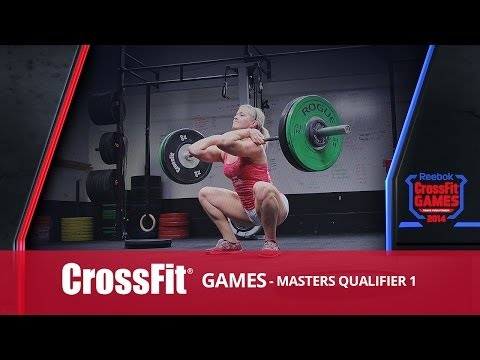 event - Full Open Workout 14.5 details can be seen here: http://games.crossfit.com/workouts/masters-qualifier#tabs-1 The CrossFit Games -- (http://games.crossfit.com...