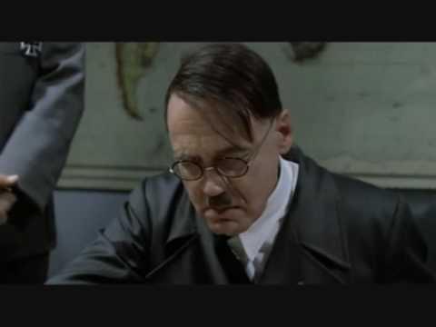 Hitler prima della semifinale dei mondiali Italia - Germania