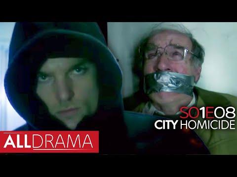 City Homicide: Series 1 Episode 8 | Crime Detective Drama | Full Episodes