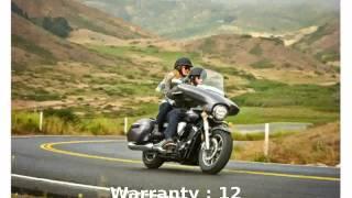 9. 2014 Yamaha V Star 1300 Deluxe Specs
