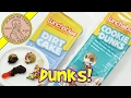 Lunchables Cookie Dunks & Dirt Cake Kids Lunchroom Snack