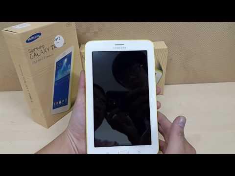 BacBa - Hard reset Samsung Galaxy Tab 3 Lite 7 3G 8GB T111