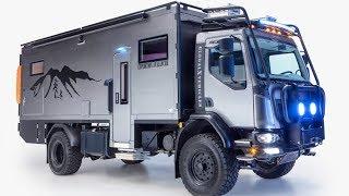 Video Inside A $500,000 Global Expedition Truck MP3, 3GP, MP4, WEBM, AVI, FLV Juni 2019