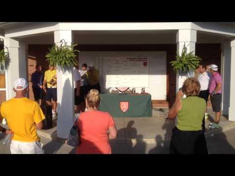 2014 Kalamazoo Country Club Invitational Awards Presentation