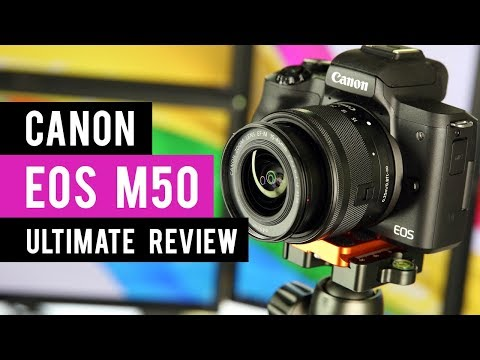 Canon M50 Mirrorless Camera: Ultimate Review