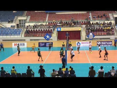 Full: TA Ninh Bình vs XSKT Vĩnh Long - Thời lượng: 41 phút.
