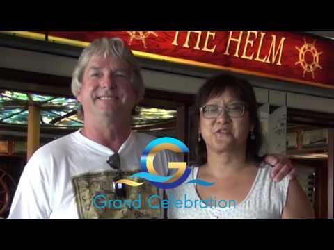 Joe and Kathy Grand Celebration Cruise Testimonial