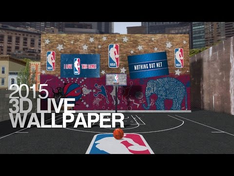 Video of NBA 2015 Live Wallpaper